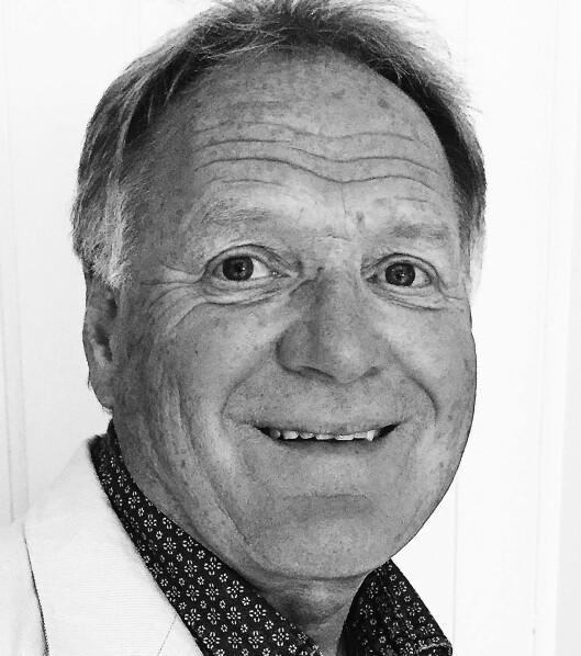 Roger Røed, regionsjef hos Philips Norge AS.