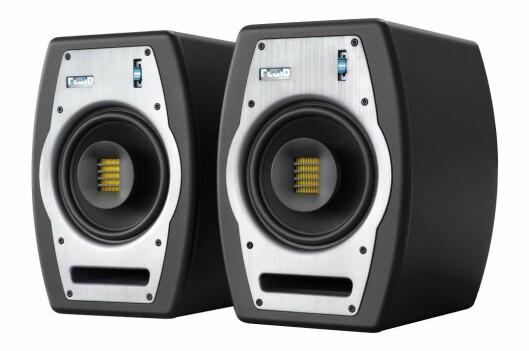 Fluid Audio FPX7: Første studio monitor med AMT I ett coax oppsett. Pris 4.500,- pr stk.