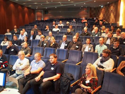 Et lite utvalg av de 92 som deltok på årets Vårkonferanse.