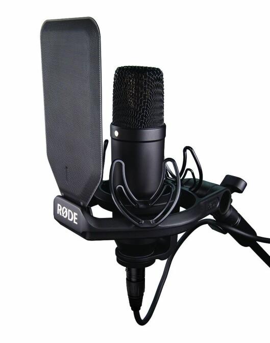 Røde oppgraderte for få år siden sin bestselgende studiomikrofon NT1-A til nye NT1, som ifølge Polysonic har overtatt posisjonen som verdens mest støysvake studiomikrofon.