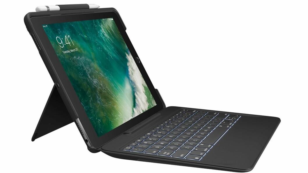 Logitech Slim Combo iPad Pro