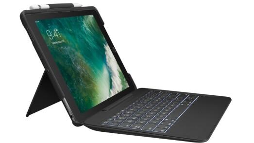 Logitech Slim Combo til iPad Pro
