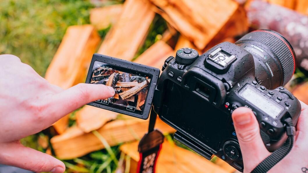 Canon EOS 6D Mark II. Foto: Canon
