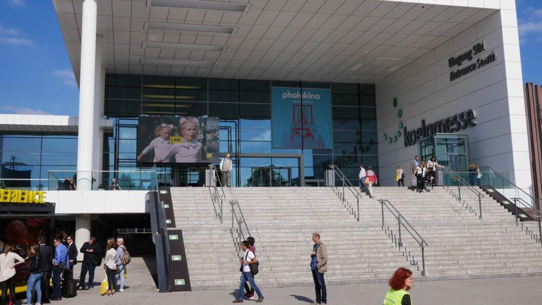Photokina-messen i Köln skal nå avholdes hvert år, men utsettes nå til mai 2020. Foto: Stian Sønsteng