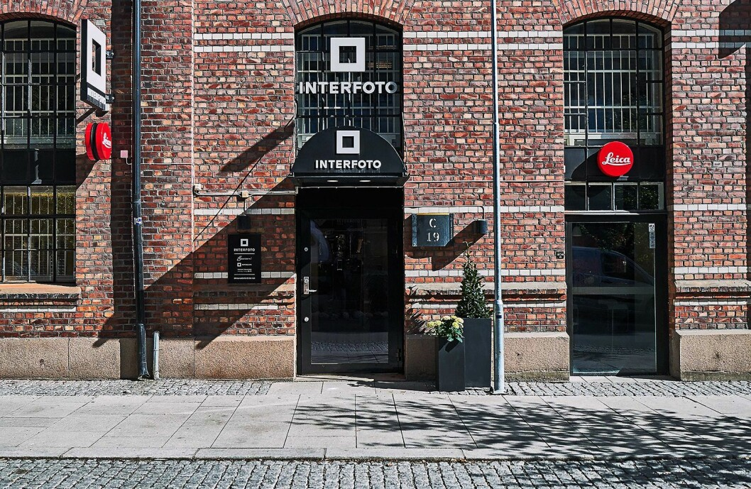 Leica Store Oslo og Interfoto ligger i Drammensveien 130 i Oslo. Foto: Doan M. Nguyen.