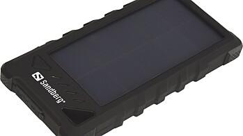 Outdoor Solar Powerbank 1600
