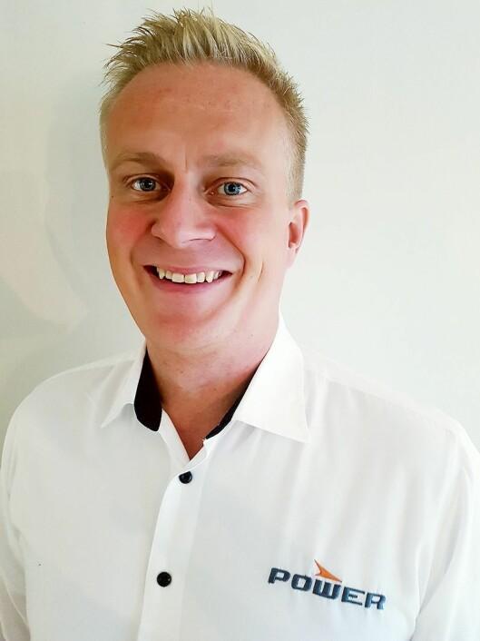 Thomas Marthinsen er salgssjef for hvitevarer, kjøkken og småelektrisk i Power Norge AS. Foto: Power