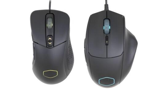 Cooler Master MM530 og MM520