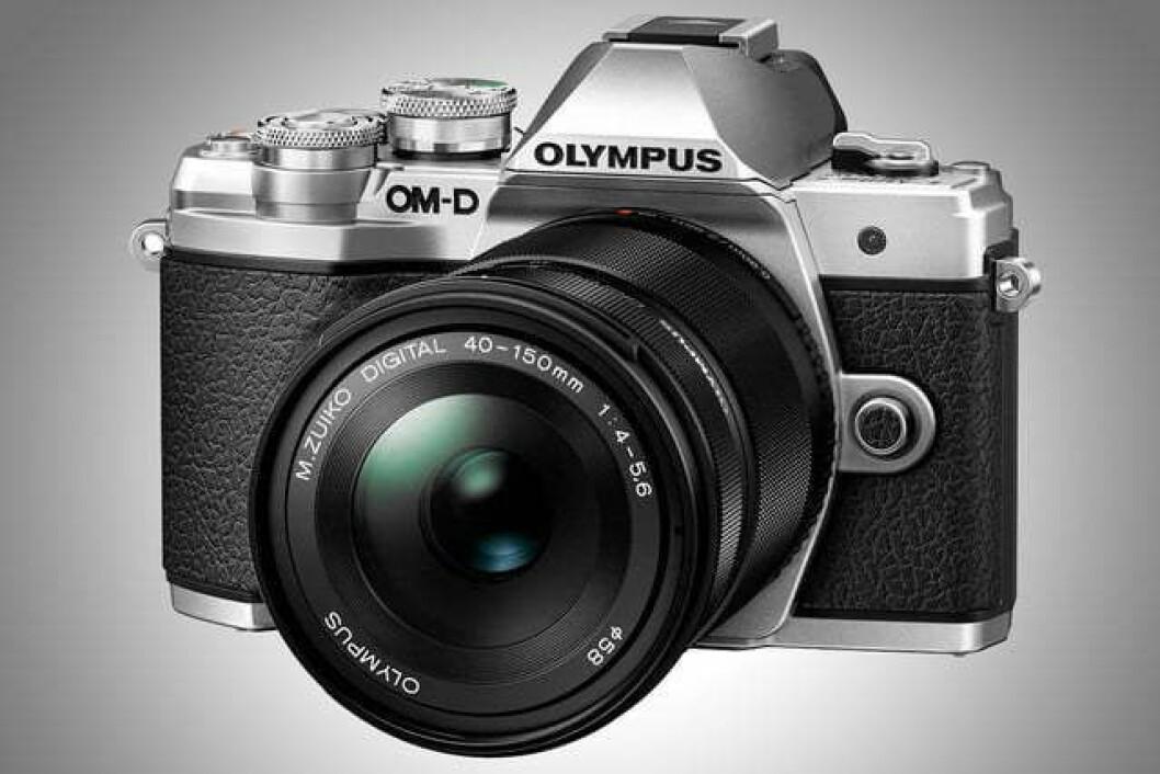 Olympus E-M10 Mark III