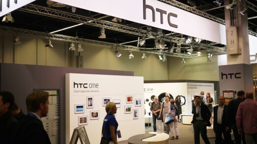 GOOGLE VIL KJØPE HTC