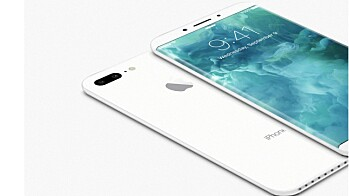 Apple iPhone 8 og iPhone 8 Plus