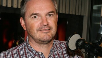 Digitaldirektør i P4, Rune Hafskjær, sier det vil koste uforholdsmessig mye å opprettholde FM- og dab-nettene side om side. Foto: P4