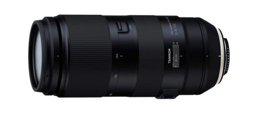 Tamron 100-400mm F/5-6.3 Di VC USD