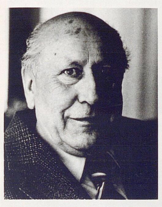 Bilde fra Radiobransjen nr. 3/1979, da 75 års-dagen til Jan Wessel be omtalt.