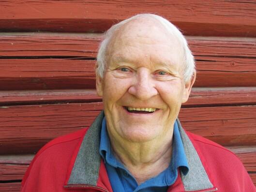 Artikkelforfatter Fredrik C. Hildisch er tidligere eksportsjef i Radionette Norsk radiofabrikk, og fyller den 31. oktober 85 år. Han fikk også ansvaret for japanske JVC, som Radionette på midten av 1960-tallet begynte å importere.