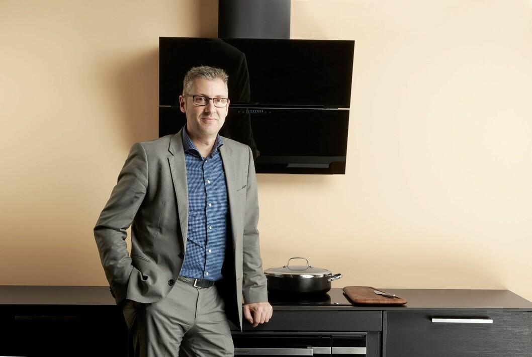 Administrerende direktør Michael Jacobsen i Eico A/S. Foto: Nils Krogh/Eico.