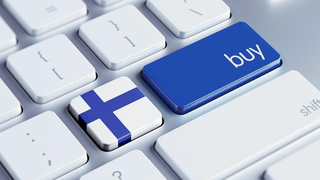 Komplett fortsetter veksten i Norden, og lanserer nettbutikk i Finland. Foto: Komplett