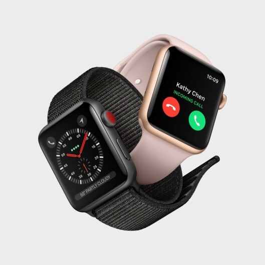 Apple Watch Series 3. Foto: Apple.