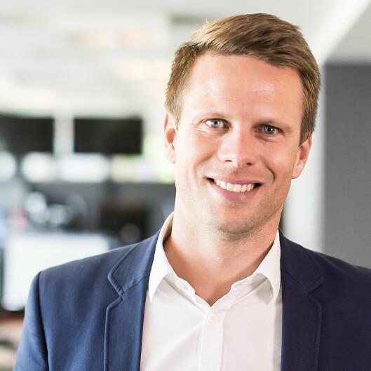 Morten Hammelsvang er detaljhandelssjef i Skousen. Foto: Skousen.