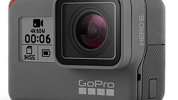 ÅRETS VIDEOPRODUKT:GOPRO HERO6 BLACK