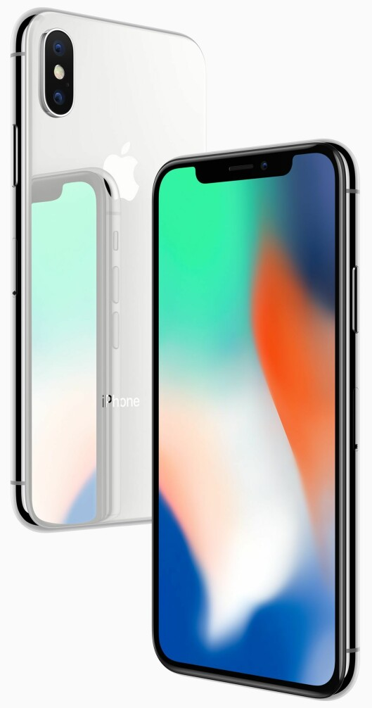 Finalist: Apple iPhone X. Foto: Apple.