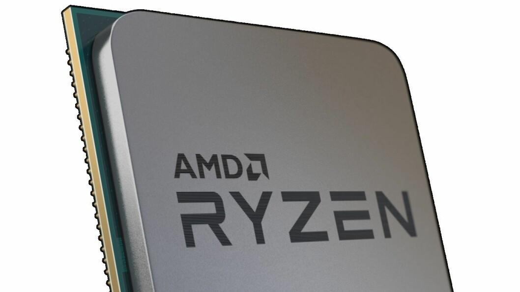 AMD Ryzen er kåret til «Årets dataprodukt 2017/2018». Foto: AMD.