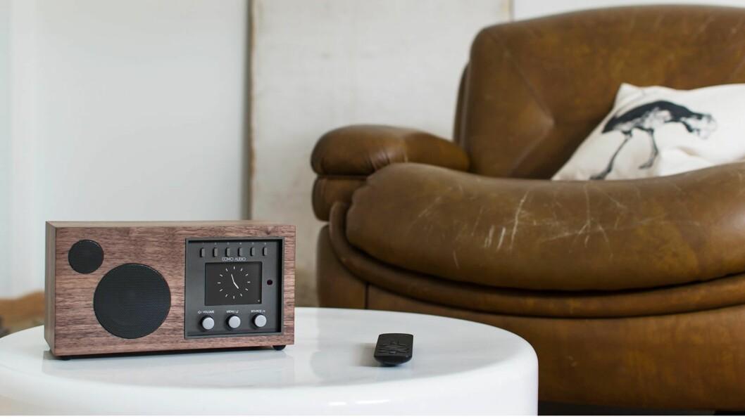Solo er Como Audios minste og rimeligste modell. Foto: Como Audio