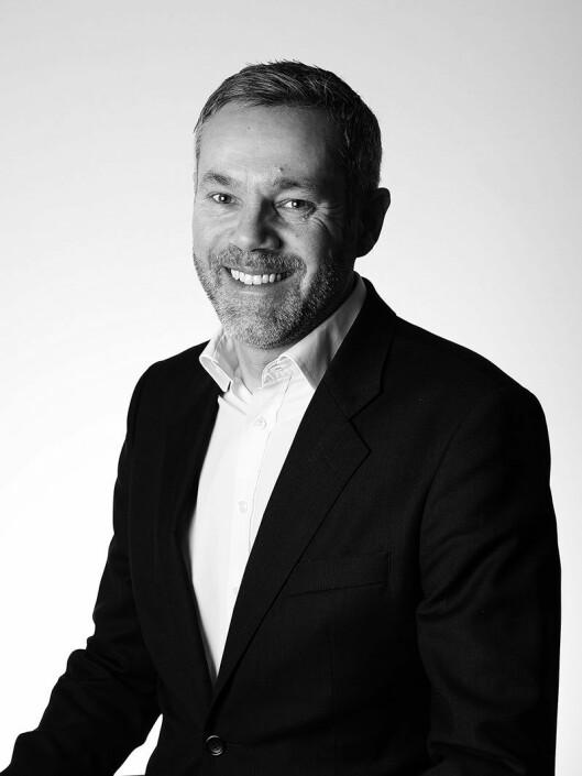 Kronikkforfatter Fredrik Kallevig er leder for strategi og digitalisering i BearingPoint Norge. Foto: BearingPoing