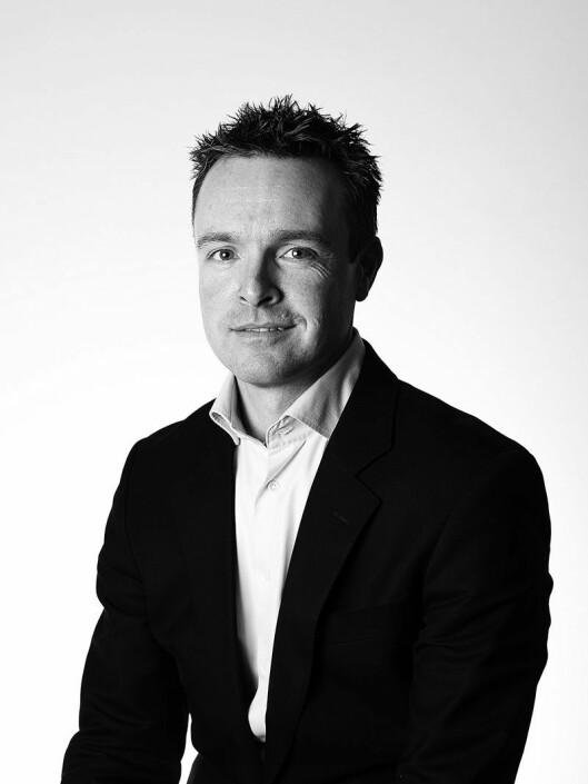 Kronikkforfatter Tore Hundsnes er leder for strategi og digitalisering i BearingPoint NorgeFoto. Foto: BearingPoing