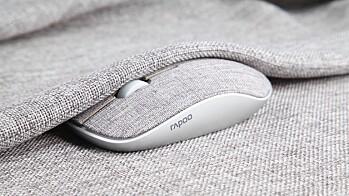 Rapoo 3510 Fabric Mouse