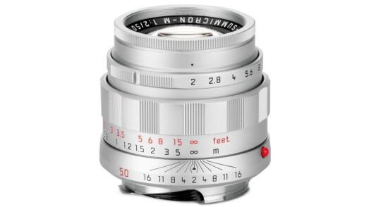 Leica APO-Summicron-M 50mm f2 ASPH 'LHSA'