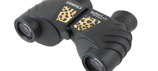 Steiner Safari Ultrasharp 8x25 og 10x25