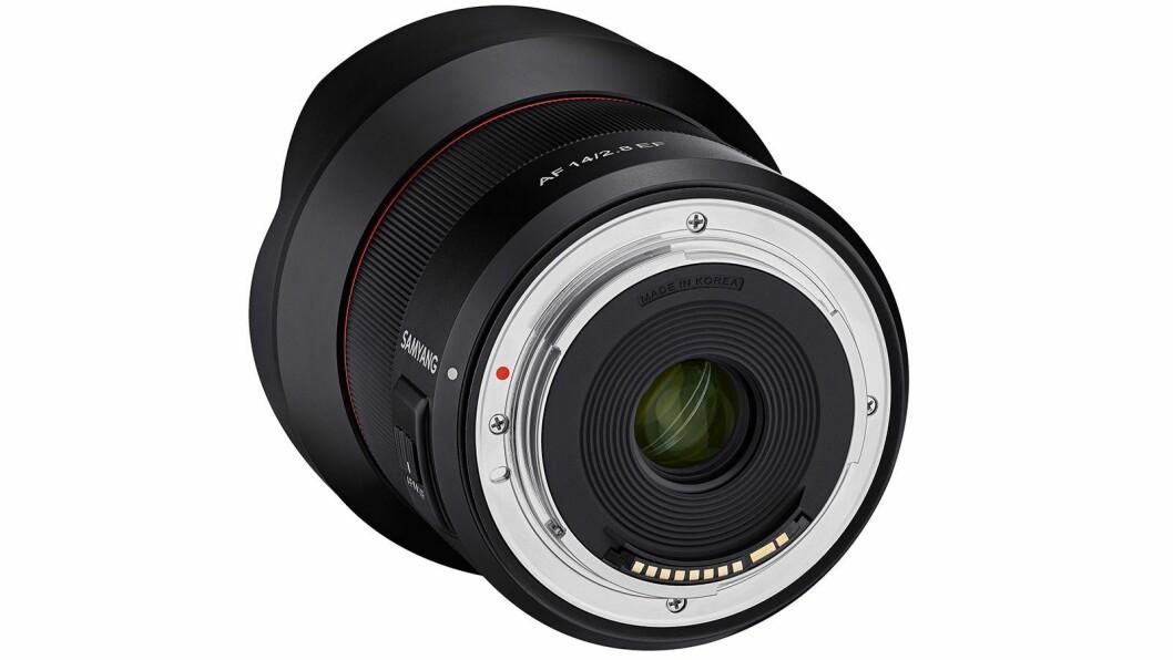 Samyang 14mm f/2.8 EF
