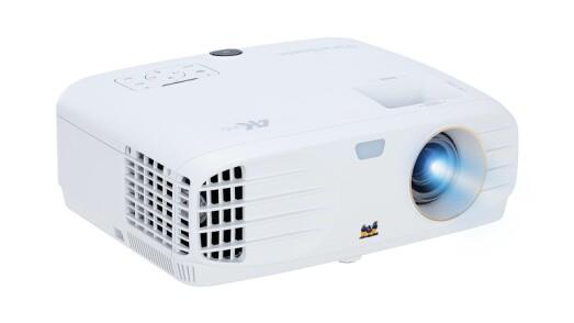 Viewsonic PX747-4K og PX727-4K
