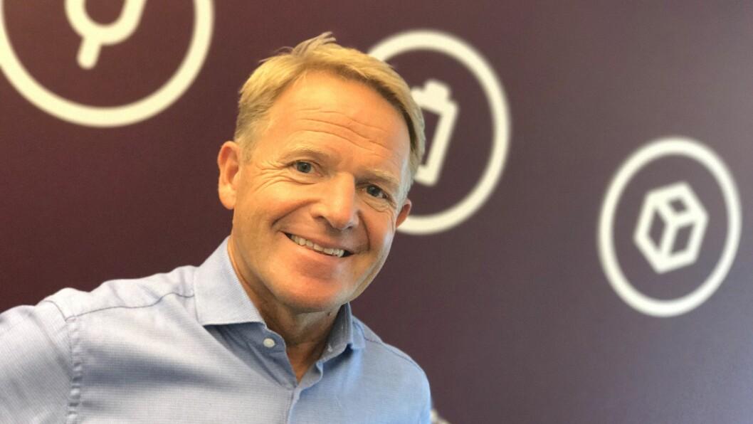 Kronikkforfatter Stig Ervik er administrerende direktør i Norsirk. Foto: Norsirk