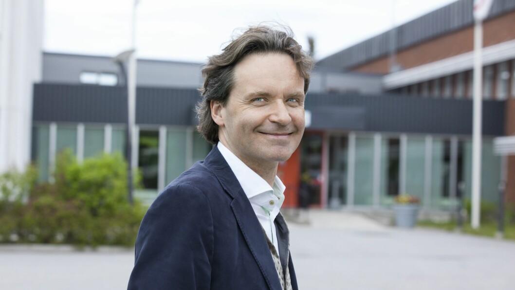Stefan Lebrot blir ny administrerende direktør og konsernsjef i Elon Group. Foto: Elon Group