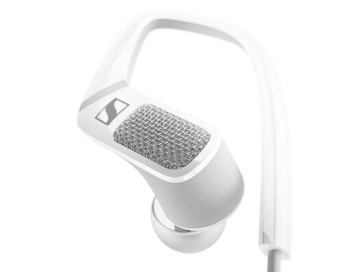 I hver ørepropp har Sennheiser Ambeo Smart Headset en mikrofon. Pris: 3.000,- Foto: Sennheiser.