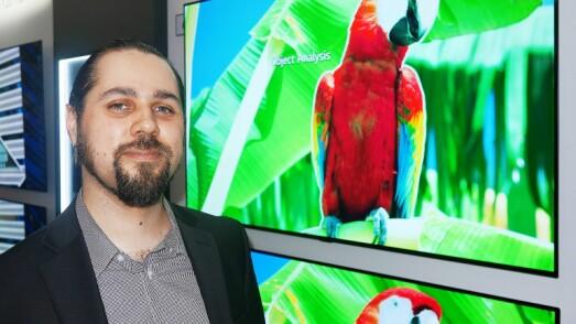 RASKERE TV-PROSESSOR FRA LG