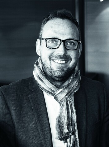 Ole Gunnar Ingul, markedssjef i Strong Scandinavia A/S.