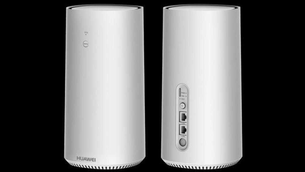 PRODUKT: Huawei 5G CPE.