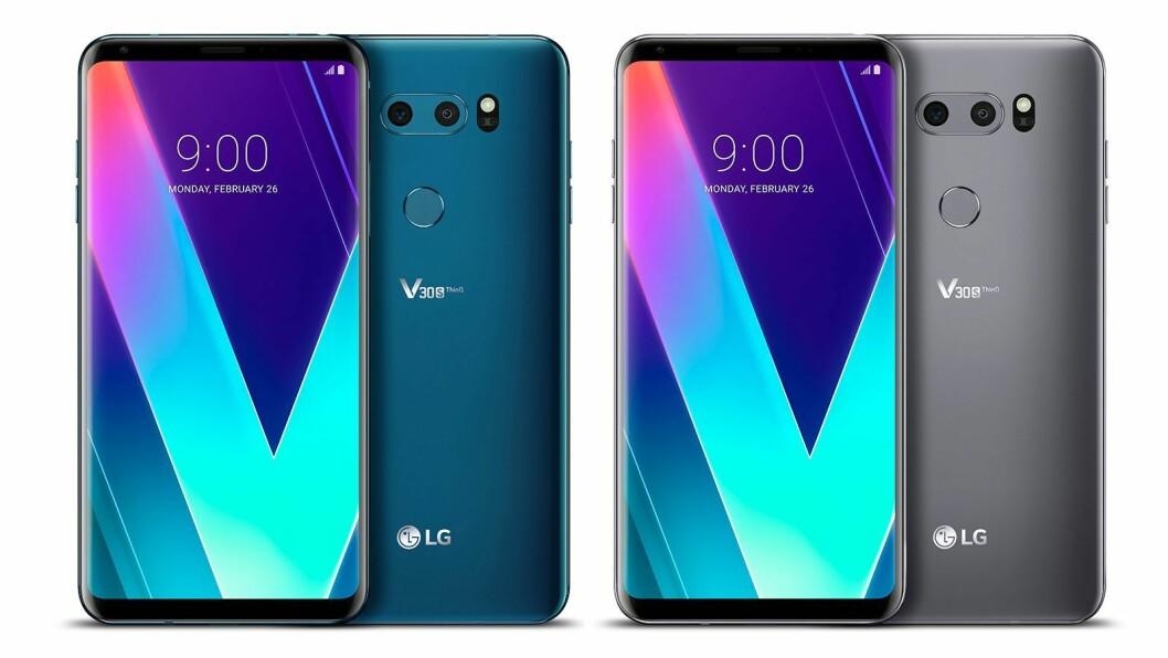 PRODUKT: LG V30S ThinQ.