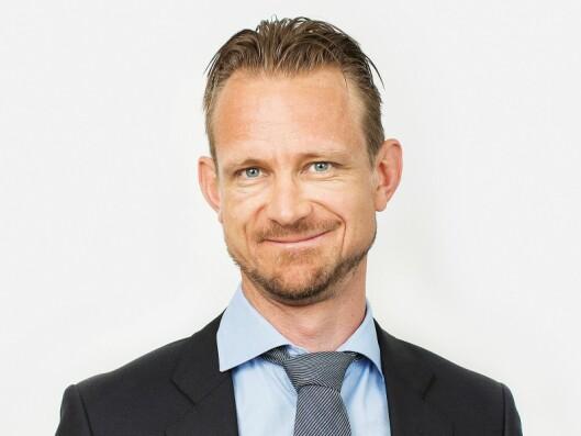Vebjørn Søndersrød i Advokatfirmaet Ræder AS. Foto: Ræder.
