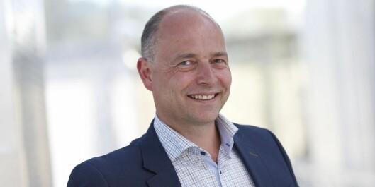 Daglig leder Frode Finsrud i Cappa var juryleder da Årets franchisekjede ble kåret. Foto: Cappa