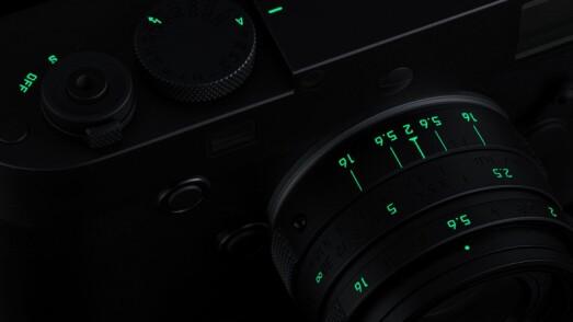 Leica M Monochrome Stealth Edition