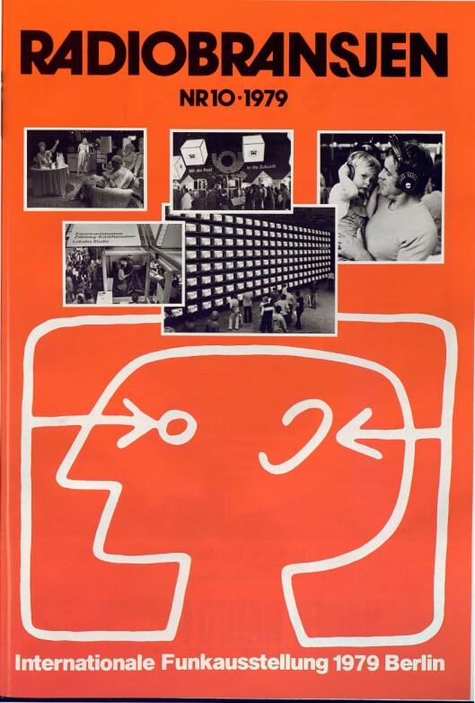 Artikkelen er hentet fra Radiobransjen nr. 10/1979.