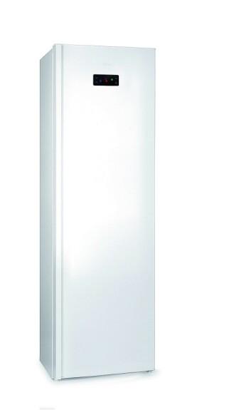 Gram KS6456-90FX har energiklasse A++ og 375 liter kapasitet. Elektronisk temperaturstyring. Softclose-funksjon i døren, som er vendbar. Led-belysning. Pris: 8.200,- Foto: Gram.