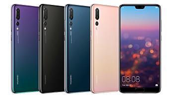 Huawei P20 og P20 Pro