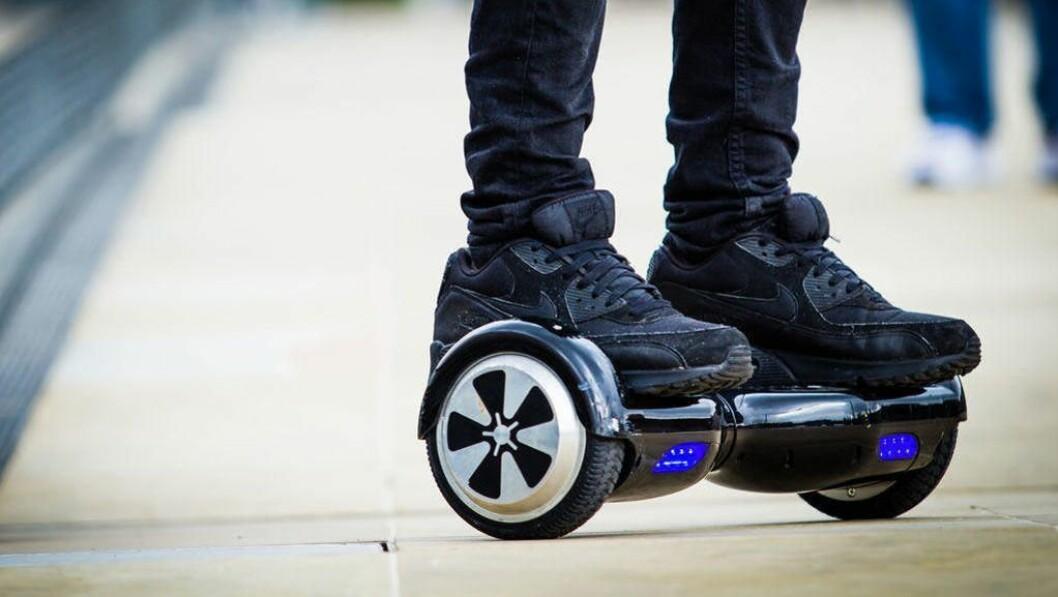 Ståhjulinger blir lovlige, og regulert på lik linje med sykler. Foto: UrbanWheel.