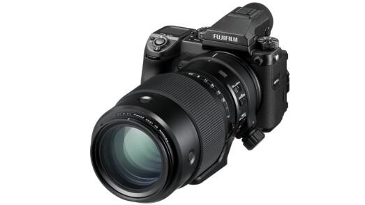 Fujinon GF250mmF4 RLM OIS WR & GF1.4X TC WR