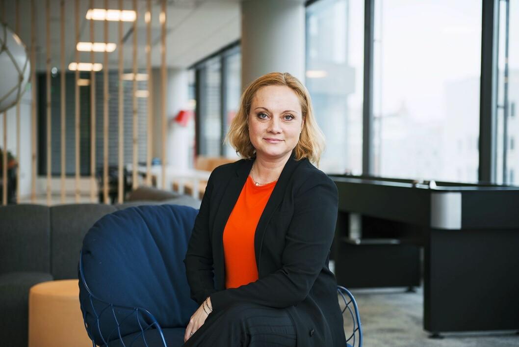 Styret i NetOnNet har valgt Susanne Holmström som ny administrerende direktør. Foto: NetOnNet